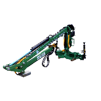 Гидроманипулятор для леса АТЛАНТ-С 140-05С