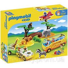 Конструктор Playmobil Сафари 5047