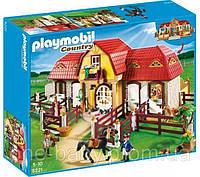 Конструктор Playmobil Большая конюшня 5221