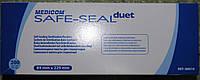 Самоклеющиеся пакеты для стерилизации 89х229мм Medicom