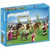 Конструктор Playmobil Альпийский фестиваль 5425