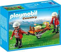Конструктор Playmobil Спасатели с носилками 5430