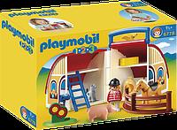 Конструктор Playmobil Переносная конюшня 6778