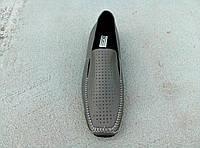 Мужские кожаные мокасины-туфли большие размеры 46-49 р-р, фото 1