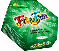 Fit and Fun для детей 4-6 лет (русский язык), Thinkers (20401)