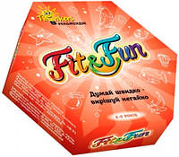 Fit and Fun для детей 6-9 лет (украинский язык), Thinkers (206011)