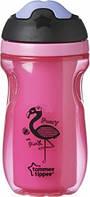 Термо-стакан розовый 260 мл, Tommee Tippee  (44713087-1)