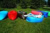 Lamzac 1.5m - Надувной диван ламзак AIR CUSHION sofa-2 реплика, фото 3