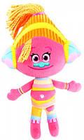 Диджей Звуки, мягкая плюшевая игрушка (28 см), Trolls (B6566-1)