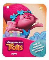 Розочка, мини плюш тролли (13 см), Trolls (C0484 (B9913-3))