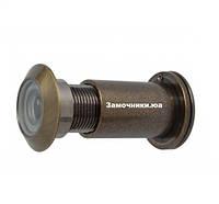 Глазок Siba D-26мм. DW-40-70 AB бронза
