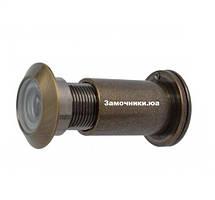 Глазок Siba D-26 мм. DW-40-70 AB бронза