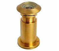 Глазок Siba D-26мм. DW-60-100 PB золото