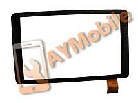 """Сенсор (тачскрин) 10.1"""" ZYD101-57V01 50 pin 257x157 mm black"""