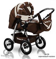Универсальная коляска-трансформер Trans baby Taurus 38/CR