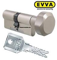 Цилиндр Evva 3KS 77мм.(41х36)ключ-тумблер