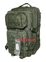 Рюкзак штурмовой армейский LazerCut Olive, 36л  14002701