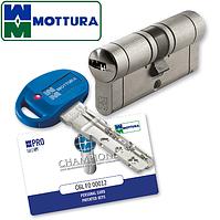 Цилиндр Mottura Champions PRO 72мм. (31х41) ключ-ключ