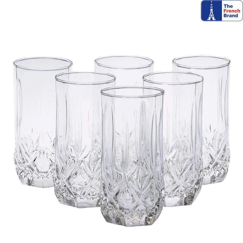 Набор стаканов высоких Luminarc Brighton 310 мл 6 шт.
