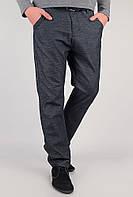 Брюки мужские классические, хлопок AG-0002500 Темно-серый