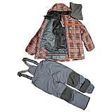 Комплект зимний для мальчика, термо, Perlimpinpin 4 - 7 лет, VH238B, фото 6