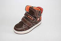 Осенние ботинки. (32-37) коричневый