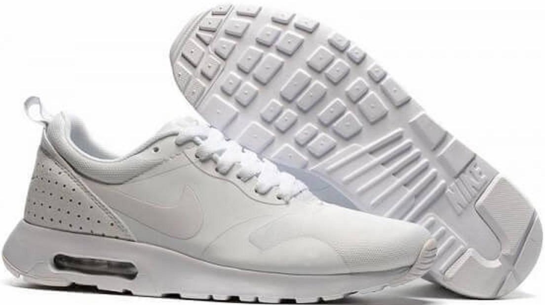 a872c416f Летние кроссовки Nike Air Max Tavas Triple White от магазина  tehnolyuks.prom.ua 096