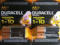 БАТАРЕЙКА DURACELL LR06,AA, 12 шт в упаковке