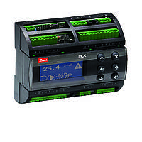 Программируемый контроллер Danfoss MCX08M 230V LCD RS485 RTC S