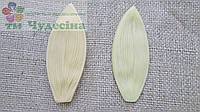 Молд + вайнер лист лилии р-р 10,5 см * 4,5 см