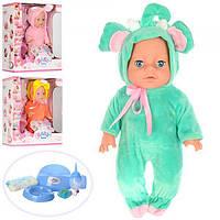 Кукла Пупс Baby Born Беби Борн YL1712P. + аксессуары.