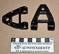 Петля крепления бокового стекла МТЗ 80-6708902