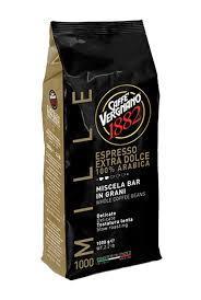 Кофе в зернах Vergnano 1000 Mille Espresso Extra Dolce 1 кг