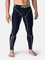 Компрессионные штаны Peresvit Air Motion Compression Leggings Navy Grey