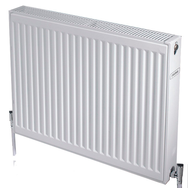 Сталевий панельний радіатор Розма Rozma тип 22 500*1600 бокове/нижнє підключення
