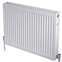 Сталевий панельний радіатор Розма Rozma тип 22 500*900 бокове/нижнє підключення