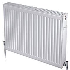 Сталевий панельний радіатор Розма Rozma тип 22 500*500 бокове/нижнє підключення
