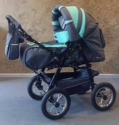 Универсальная коляска-трансформер Trans baby Taurus 08/99