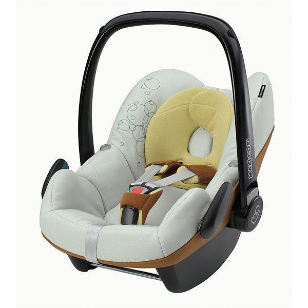 Автомобильное кресло для детей от рождения до 1 года Maxi-Cosi Pebble / Mineral Grey