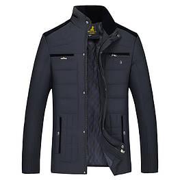 Зимнее мужское пальто. Модель 6326