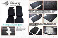 Резиновые коврики в салон Чери Тигго 2005-2013 (4шт)