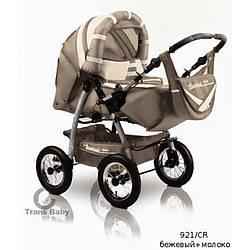 Универсальная коляска-трансформер Trans baby Taurus 921/cr