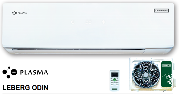 Сплит-система настенного типа Leberg LBS-ODN10/LBU-ODN10, фото 2