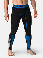 Компрессионные штаны Peresvit Air Motion Compression Leggings Black Blue