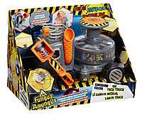 Игровой набор FUNGUS AMUNGUS S3 – ГРУЗОВИК-ДЕЗИНФЕКТОР (эксклюз. супербактерия)