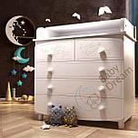 Комод-пеленатор Luxury