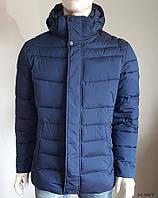 Мужская зимняя куртка Black Vinyl C17-966C