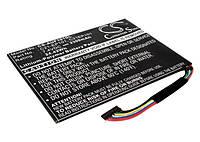 Аккумулятор Asus Eee Pad Transformer TF101X1 16GB 3300 mAh Cameron Sino