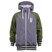 Куртка Planks Reunion Soft Grey Green АКЦИЯ -60% XL