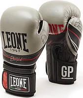 Боксерские перчатки Leone Doctor Black 10 ун